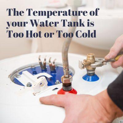 water tank checking